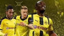 Usain Bolt incursionará en el fútbol y entrenará con el Borussia Dortmund