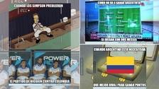Los memes del triunfo de Argentina ante Colombia son sensación en Facebook