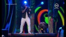 Farruko y Ki Many Marley hacen bailar a los #LatinGRAMMY con #Chillax