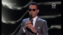 La Persona del Año en los #LatinGRAMMY: Marc Anthony presenta un medley con sus mejores temas