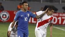 Aldo Corzo habló sobre el duelo aparte con Neymar en el Perú vs. Brasil