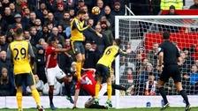 El impresionante salto de Giroud para anotar el gol del empate para Arsenal