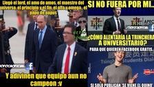 Obama, Zuckerberg y Putin protagonizan los memes del fútbol peruano