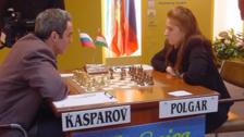 La ajedrecista que derrotó a Garry Kasparov, el mejor de la historia