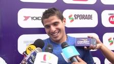 Aldo Corzo fue troleado por su compañero de Deportivo Municipal