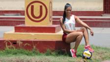 Roció Miranda volverá al vóley profesional con Universitario de Deportes