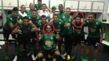 Dos jugadores de Chapecoense fueron compañeros de Raúl Ruidíaz