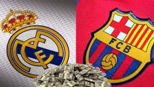Descubre a los jugadores más baratos de Real Madrid y Barcelona
