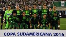 Conmebol declara campeón de la Copa Sudamericana a Chapecoense