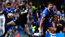 Diego Costa anotó un golazo y le dio la victoria al Chelsea