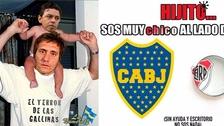 Los mejores memes del triunfo de Boca Juniors ante River Plate