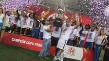 Sport Rosario subió a la Primera División tras vencer 2-1 a Racing