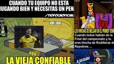 Melgar y Sporting Cristal son víctimas de memes tras empatar en la primera final