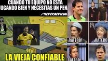 Víctor Hugo Carrillo es víctima de memes tras dirigir la primera final