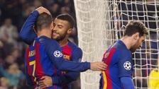 Barcelona venció 5-3 ante Al Ahli con un golazo de Rafinha