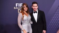 Lionel Messi y Antonella Roccuzzo se casan el 2017 en Argentina