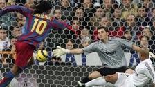 La increíble anécdota de Ronaldinho en Barcelona narrada por Andrés Iniesta