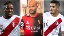 Los jugadores peruanos que buscan equipo para el 2017