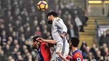Diego Costa anotó un golazo de cabeza para darle la victoria al Chelsea