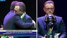 El emotivo homenaje al Chapecoense en la ceremonia de la Copa Libertadores 2017