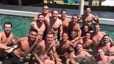 Así son las vacaciones de Neymar en Brasil [FOTOS]