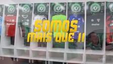 El conmovedor video del Chapecoense en agradecimiento a clubes brasileños