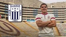 Aldo Corzo explicó por qué eligió a Universitario y no a Alianza Lima