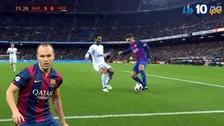 Gran jugada de Denis Suárez al estilo de Iniesta en la Copa del Rey