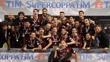 Milan es campeón de la Supercopa de Italia: Buffón le atajó penal a Lapadula