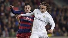 Luka Modric el fichaje más deseado por los hinchas del Barcelona