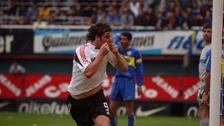 Cavenaghi se retira del fútbol: revive su gol ante Boca Juniors en la Bombonera