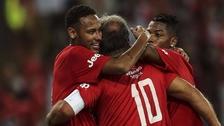 Neymar y la jugada de lujo en el 'Partido de las Estrellas' en el Maracaná