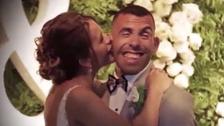 El video inédito del matrimonio de Carlos Tevez que duró cuatro días