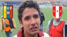 Reimond Manco podría jugar en la Selección de Venezuela