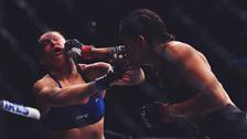 Así fue la humillante paliza de Amanda Nunes a Ronda Rousey en 48 segundos