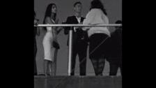 Mira la íntima fiesta de fin de año de Cristiano Ronaldo con su nueva novia