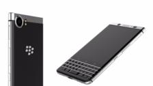 CES 2017: Blackberry muestra su nuevo smartphone con teclado