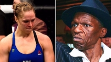 ¿Aceptará Ronda Rousey? Papá de Floyd Mayweather se ofrece a entrenarla