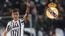 Paulo Dybala jugará en el Real Madrid