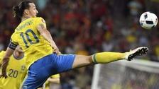 Los golazos de Ibrahimovic con movimientos de taekwondo