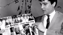 El día en que Los Beatles conocieron a Elvis