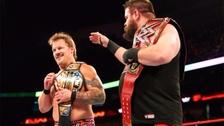 Estos son los actuales campeones de la WWE