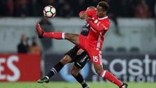 Con pase gol de André Carrillo: Benfica ganó 2-0 al Vitoria Guimaraes de Paolo Hurtado