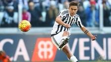 Para verlo mil veces: el golazo de volea que Dybala anotó con Juventus