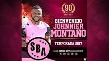 Johnnier Montaño vuelve a Sport Boys: recuerda el golazo que le marcó a Sporting Cristal