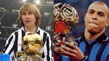 Los 7 jugadores que ganaron el Balón de Oro pero nunca ganaron la Champions