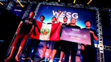 Infamous Gaming quedó en el cuarto puesto de la WESG en China