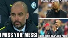 Manchester City es víctima de memes tras ser goleado en la Premier League