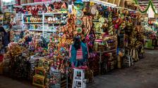 Fotos   El color y variedad del mercado central de San Pedro de Cusco