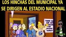 Los mejores memes de la derrota de Municipal en la Libertadores 2017